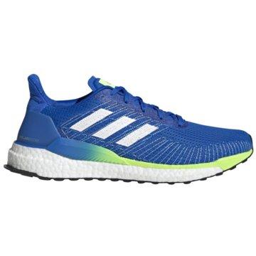 adidas RunningSOLAR BOOST 19 M blau