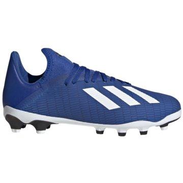 adidas Nocken-SohleX 19.3 MG J blau