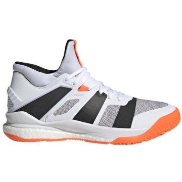 adidas HallenschuheStabil X Mid weiß