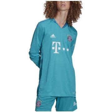 adidas FußballtrikotsFC Bayern München Torwarttrikot - FI6204 -