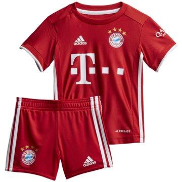 adidas FußballtrikotsFC Bayern München Mini-Heimausrüstung - FI6205 -