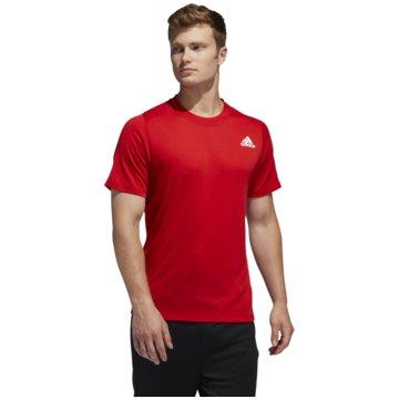 adidas T-ShirtsFL_SPR A PR CLT - FL4628 rot