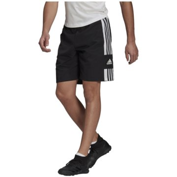 adidas FußballshortsSQUADRA 21 WOVEN SHORTS - GK9557 schwarz