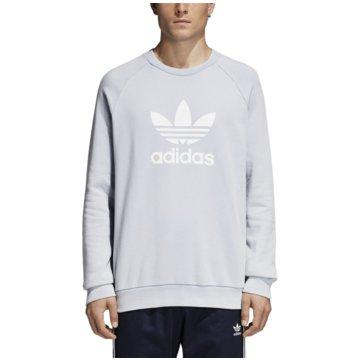 adidas Originals SweaterTrefoil Crew blau