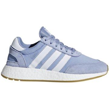 Sneaker Low adidas Originals SL 72 Weiss Blau Rot Schuhe
