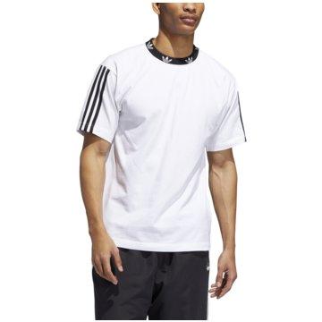 adidas T-Shirtsadidas originals Trefoil Ribbed T-Shirt -