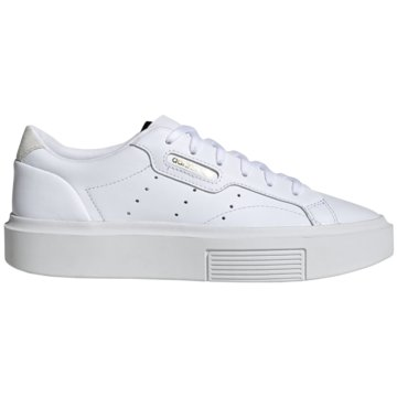 adidas Sneaker LowADIDAS SLEEK SUPER W - EF8858 weiß