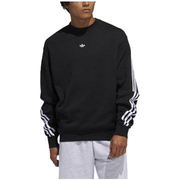adidas Sweater3STRIPE WRAP CR schwarz
