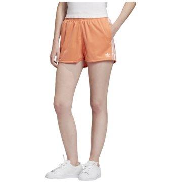adidas kurze Sporthosen3 Stripes Shorts -