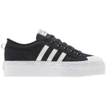 adidas Top Trends SneakerNIZZA PLATFORM W schwarz