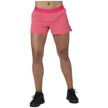 asics Laufshorts3.5IN Woven Running Short pink