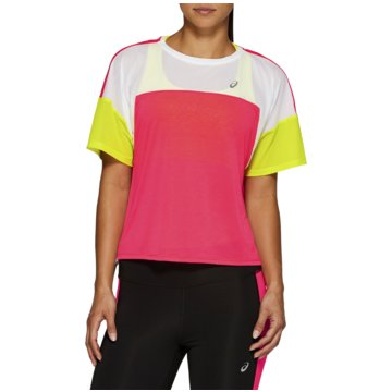 asics T-ShirtsSTYLE TOP pink