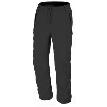 CMP OutdoorhosenWOMAN LONG PANT - 3A00486N schwarz