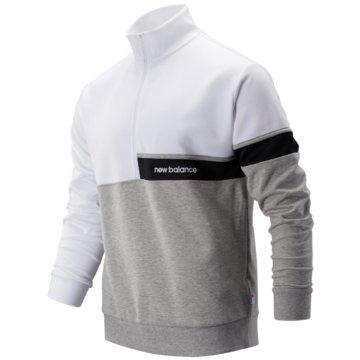 New Balance SweaterMT93501 weiß