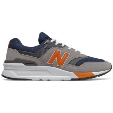 New Balance Sneaker LowCM997 D - 774461-60 blau