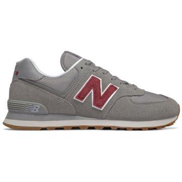 New Balance Sneaker LowML574 D - 774991 60 grau