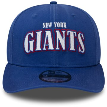 New Era CapsNFL Pre Curved 9Fifty blau