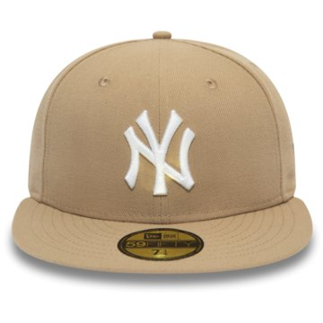 New Era CapsSeasonal 59fifty beige