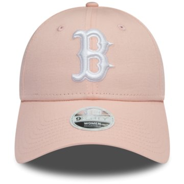 New Era CapsLeague Essential 9Forty pink