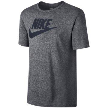 Nike T-ShirtsSportswear Herren T-Shirt mit Logo grau grau
