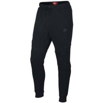 Nike Lange HosenMEN'S NIKE SPORTSWEAR TECH FLEECE J - 805162 schwarz