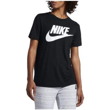 Nike FunktionsshirtsSportswear Tee Women schwarz
