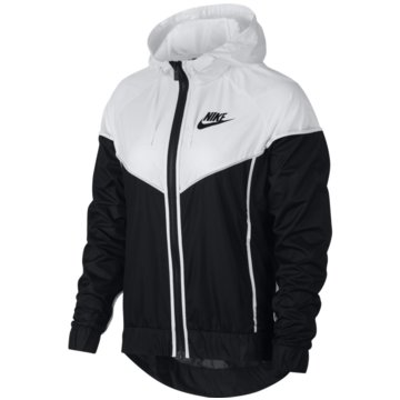 Nike TrainingsjackenSportswear Windrunner Jacket schwarz