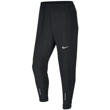 Nike Lange HosenFlex Essential Woven Running Pant schwarz