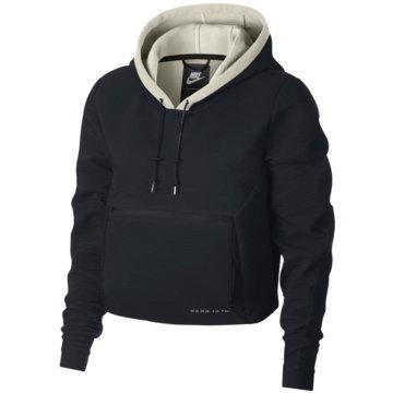 Nike PulloverSportswear Tech Pack Hoodie schwarz