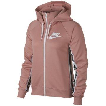 Nike SweatjackenSportswear Hoodie lachs