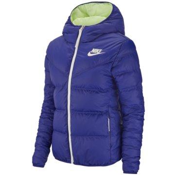 Nike SweatjackenSportswear Daunenjacke blau