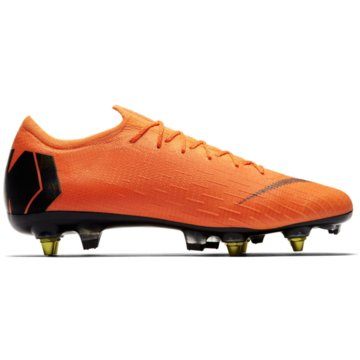 Nike Stollen-SohleMercurial Vapor 12 Elite Anti-Clog SG-Pro orange