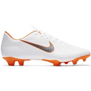 Nike Nocken-SohleMercurial Vapor 12 Pro FG weiß