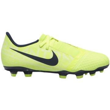 Nike Nocken-SohleNIKE JR. PHANTOM VENOM ACADEMY FG B gelb