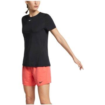 Nike T-ShirtsNIKE PRO WOMEN'S SHORT-SLEEVE MESH - AO9951 -