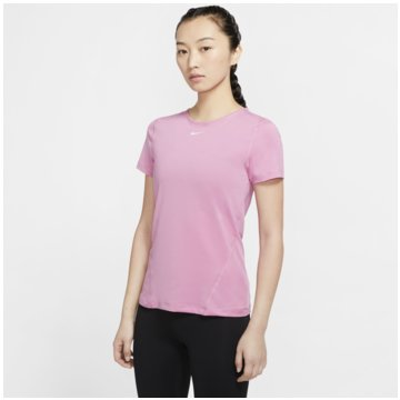 Nike T-ShirtsNIKE PRO WOMEN'S SHORT-SLEEVE MESH -