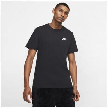 Nike T-ShirtsSPORTSWEAR CLUB - AR4997-013 schwarz