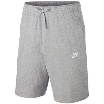 Nike kurze SporthosenSPORTSWEAR CLUB FLEECE - BV2772-063 grau