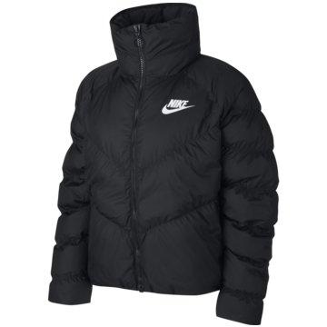 Nike TrainingsjackenW NSW SYN FILL JKT STMT - CD4216 schwarz
