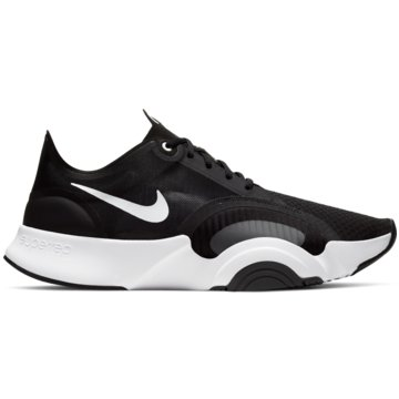 Nike TrainingsschuheSuperRep Go Training schwarz