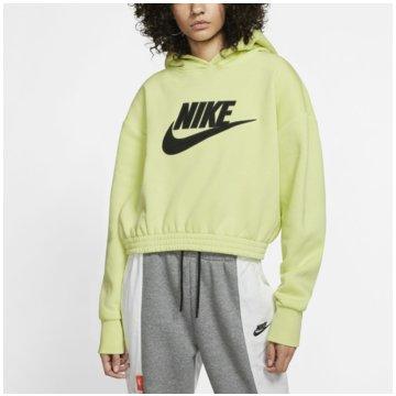 Nike HoodiesNIKE SPORTSWEAR WOMEN'S FLEECE HOO gelb