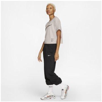 Nike T-ShirtsSportswear Swoosh Top Crop SS Women beige