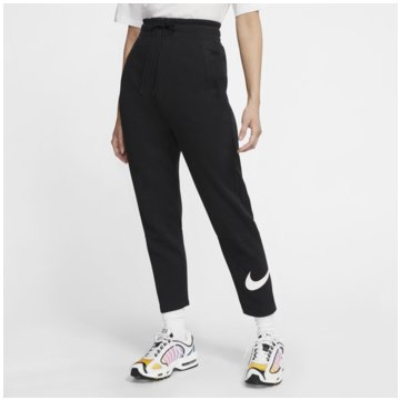 Nike JogginghosenNIKE SPORTSWEAR SWOOSH WOMEN'S FRE schwarz