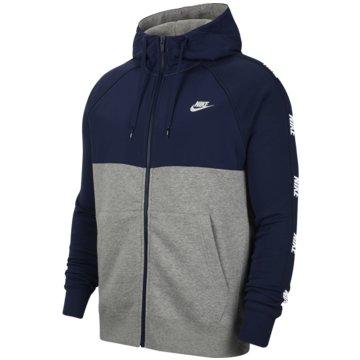 Nike SweatjackenNIKE SPORTSWEAR MEN'S FULL-ZIP HOO grau