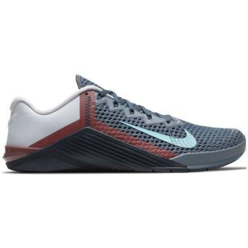 Nike TrainingsschuheMETCON 6 - CK9388-040 grau