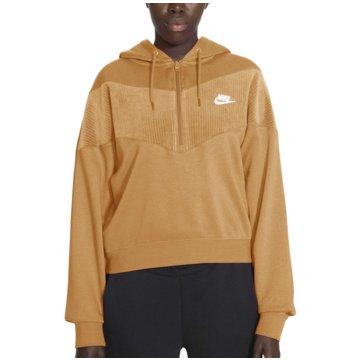 Nike SweatshirtsSPORTSWEAR HERITAGE - CZ1878-712 braun