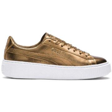 Puma Sneaker LowBasket Platform Luxe Sneaker -