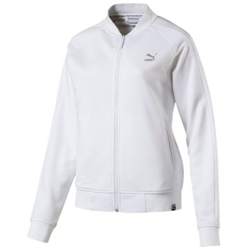 Puma SweaterClassics Logo T7 Track Jaket -