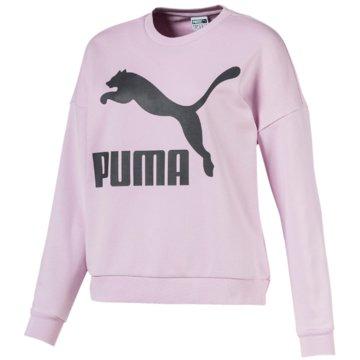 Puma DamenClassics Logo Crew -
