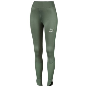 Puma TightsScallop Leggings grün